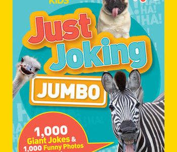Just Joking Jumbo Joke Book