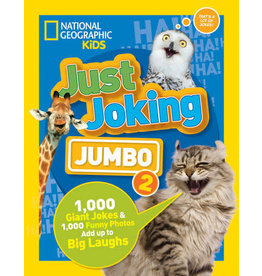National Geographic Just Joking: Jumbo 2