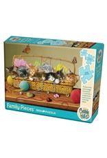 Cobble Hill Basket Case 350pc Family Puzzle