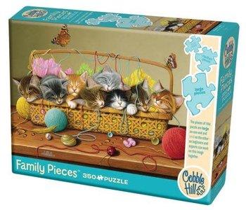 Basket Case 350pc Family Puzzle