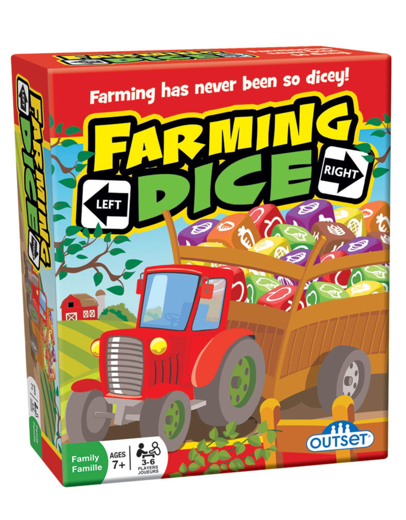 Outset Media Farming Dice Game