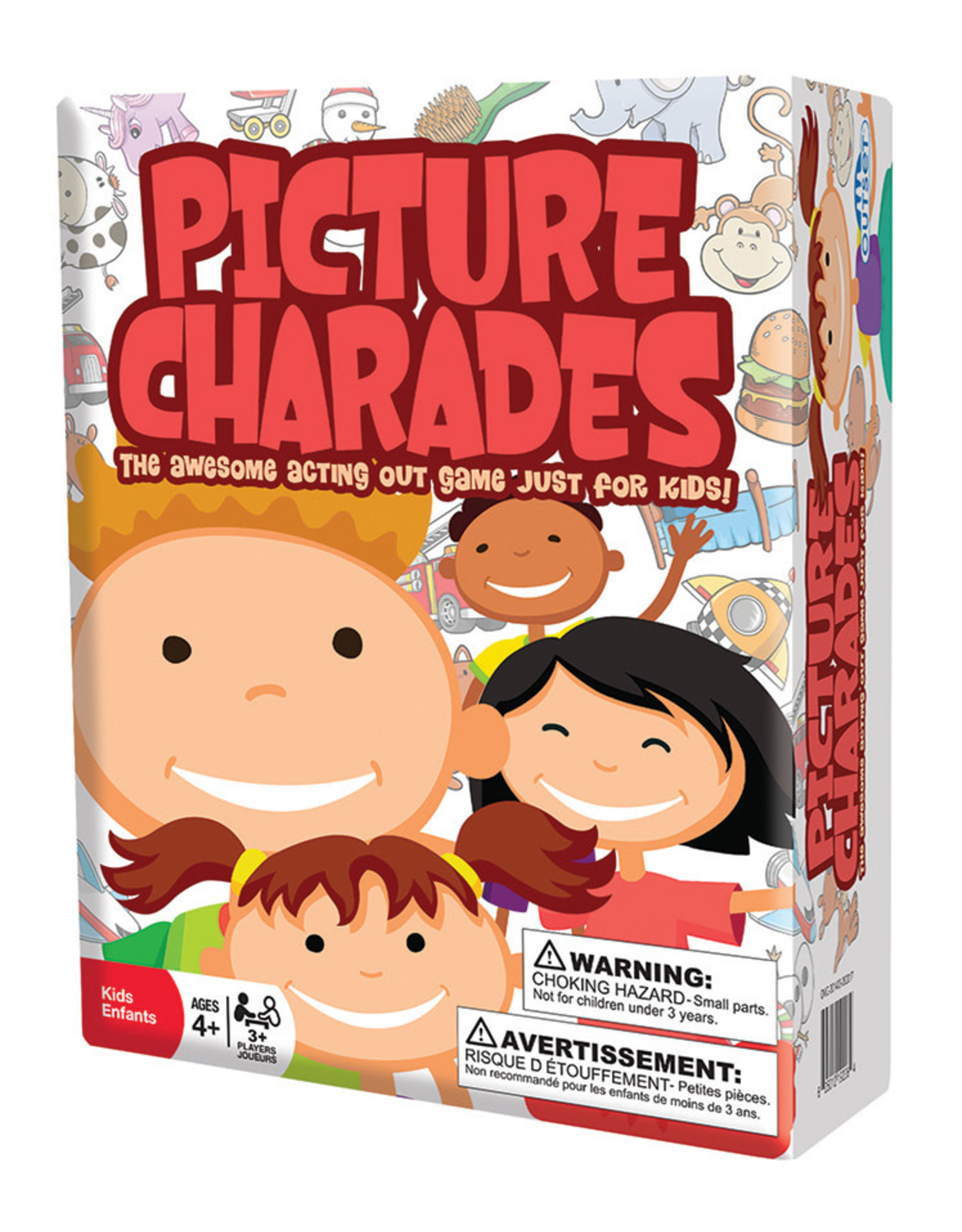 Outset Media Picture Charades Game