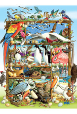 Cobble Hill Birds of the World 350pc Family Puzzle