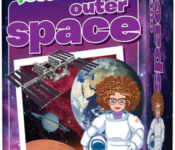 Professor Noggins Outer Space Trivia Card Game