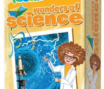 Professor Noggins Wonders of Science Trivia Card Game