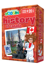 Outset Media Professor Noggins History of Canada