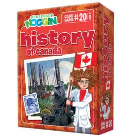 Outset Media Professor Noggins History of Canada