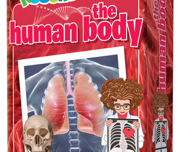 Professor Noggins The Human Body Trivia Card Game