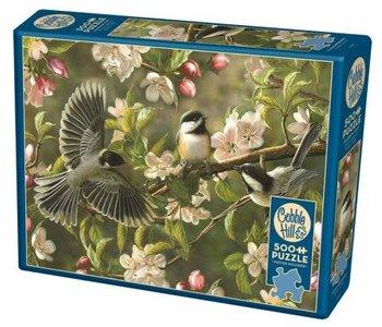 Chickadeedeedees 500pc Puzzle