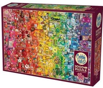 Rainbow 2000pc Puzzle
