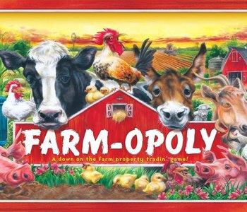 Farm-Opoly Game