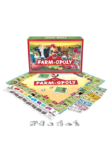 Late For The Sky Farm-Opoly Game