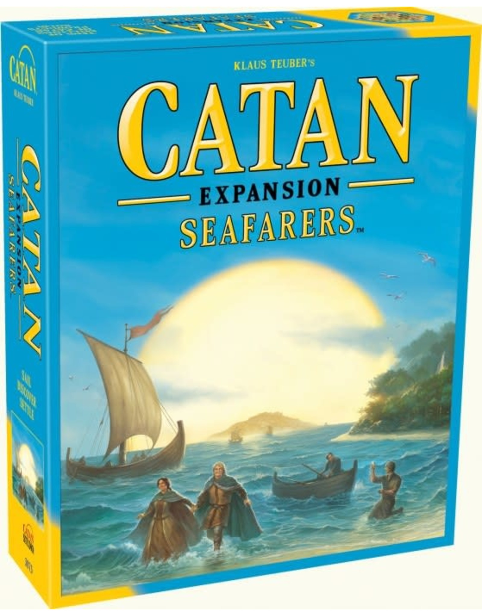 CATAN Settlers of Catan Expansion: Seafarers