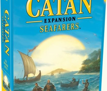 Settlers of Catan Expansion: Seafarers