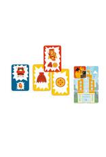 Djeco Hero Town Card Game