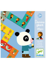 Djeco Giant Domino Friends