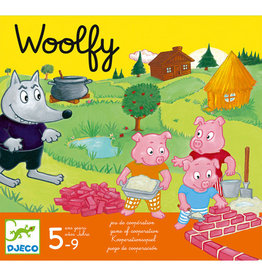 Djeco Woolfy Cooperative Game