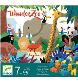 Djeco Wonderzoo Game