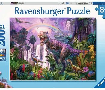 King of the Dinosaurs 200pc Puzzle