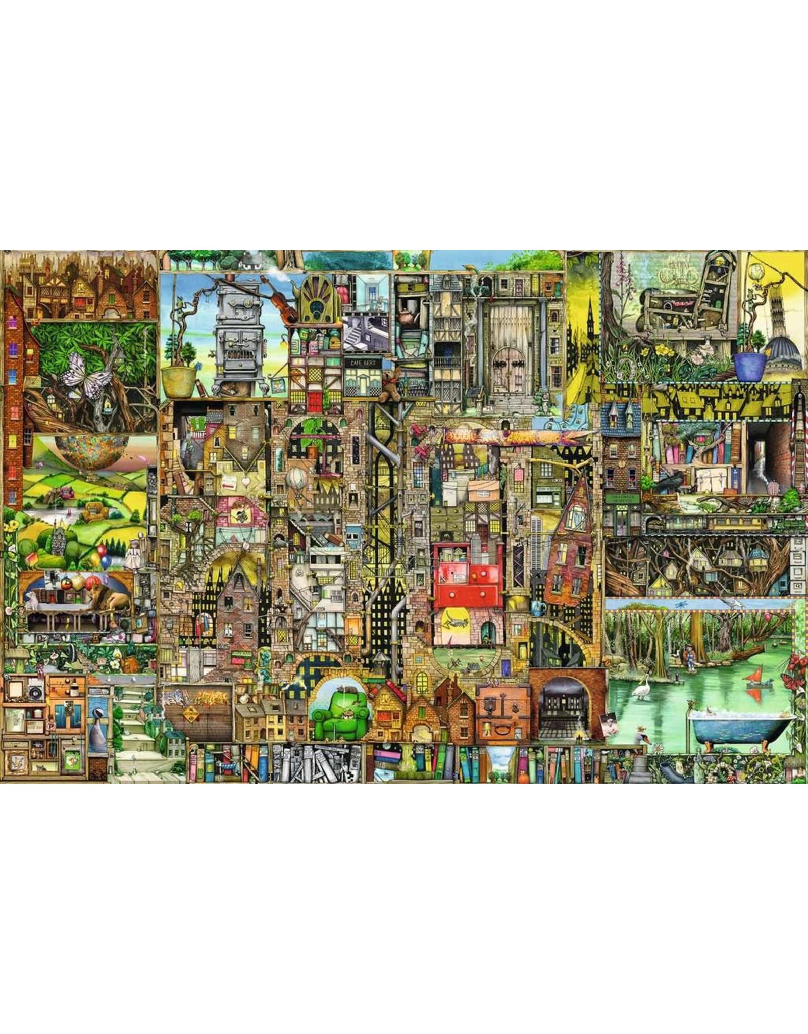 Ravensburger Colin Thompson: Bizarre Town 5000pc Puzzle