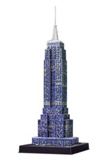 Ravensburger Empire State Buildling 3D Puzzle Night Edition