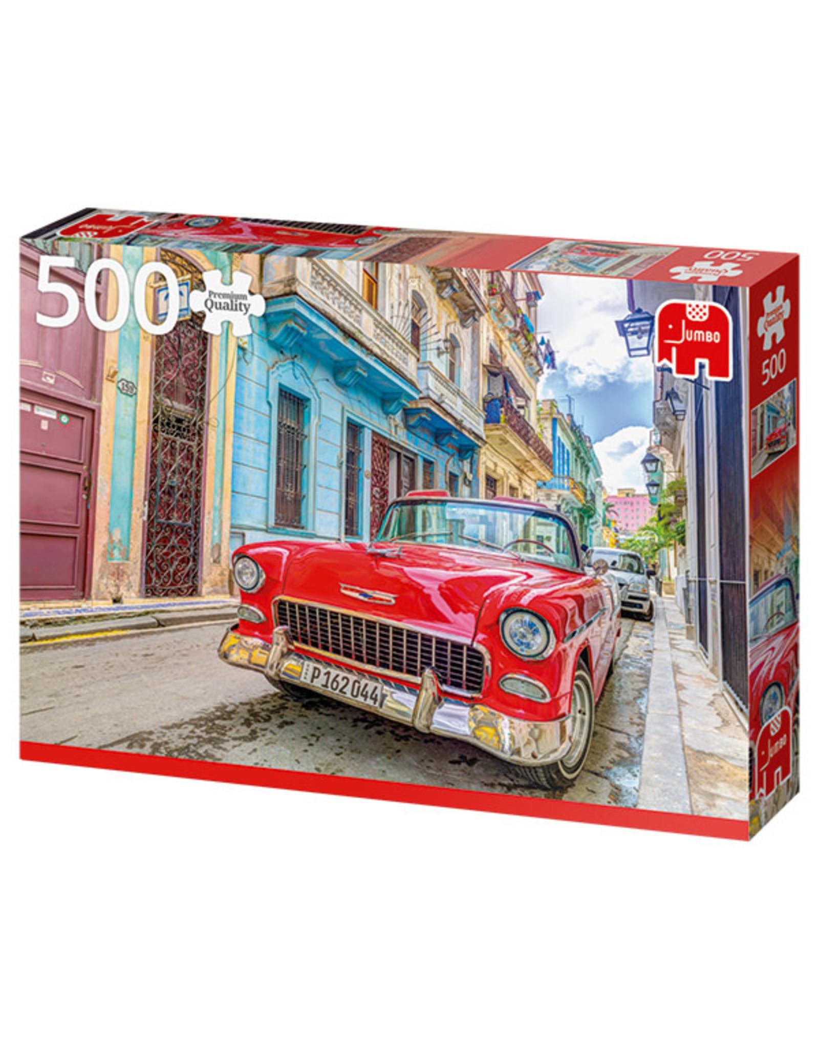 Jumbo Havana Cuba 500pc Puzzle