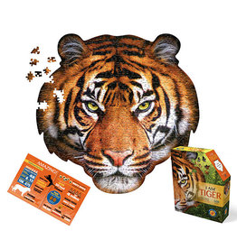 Madd Capp I am Tiger 550pc Shaped Puzzle