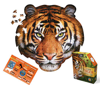 I am Tiger 550pc Shaped Puzzle