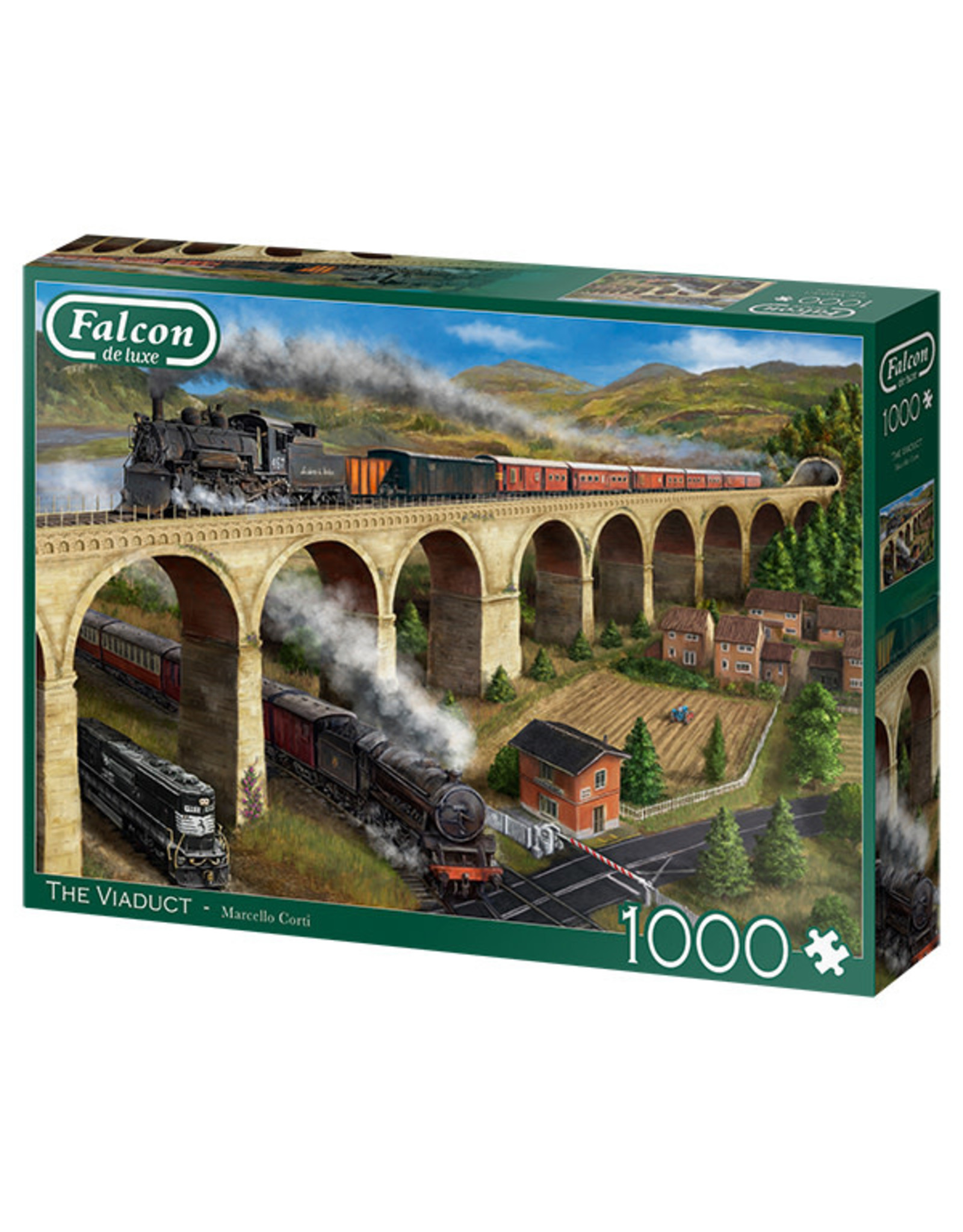 Falcon The Viaduct 1000pc Puzzle