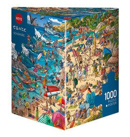 Heye Seashore 1000pc Puzzle
