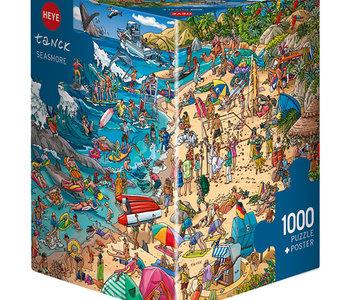 Seashore 1000pc Puzzle