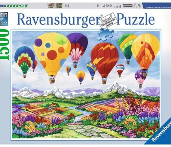 Spring is in the Air 1500pc Puzzle
