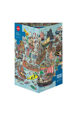 Heye Regatta 1500pc Puzzle