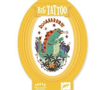 Godzilla Big Tattoo