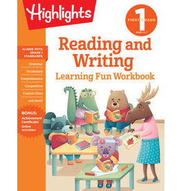 Highlights Highlights First Grade Reading & Writing