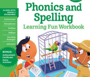 Highlights Second Grade Phonics & Spelling