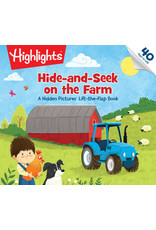 Highlights Hide and Seek on the Farm Board Book