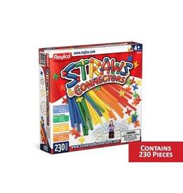 Roylco Straws & Connectors 230pc