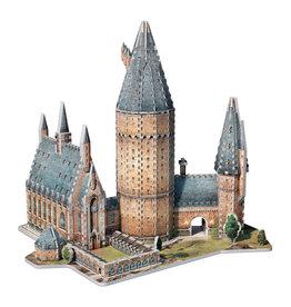 Wrebbit Wrebbit Hogwarts Great Hall 3D Puzzle