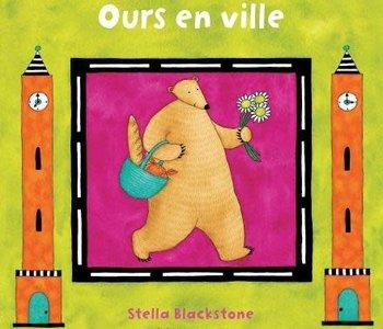 Bear About Town / Ours en Ville