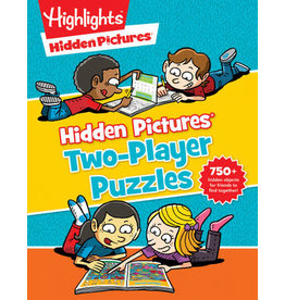 Highlights Hidden Pictures® Two-Player Puzzles