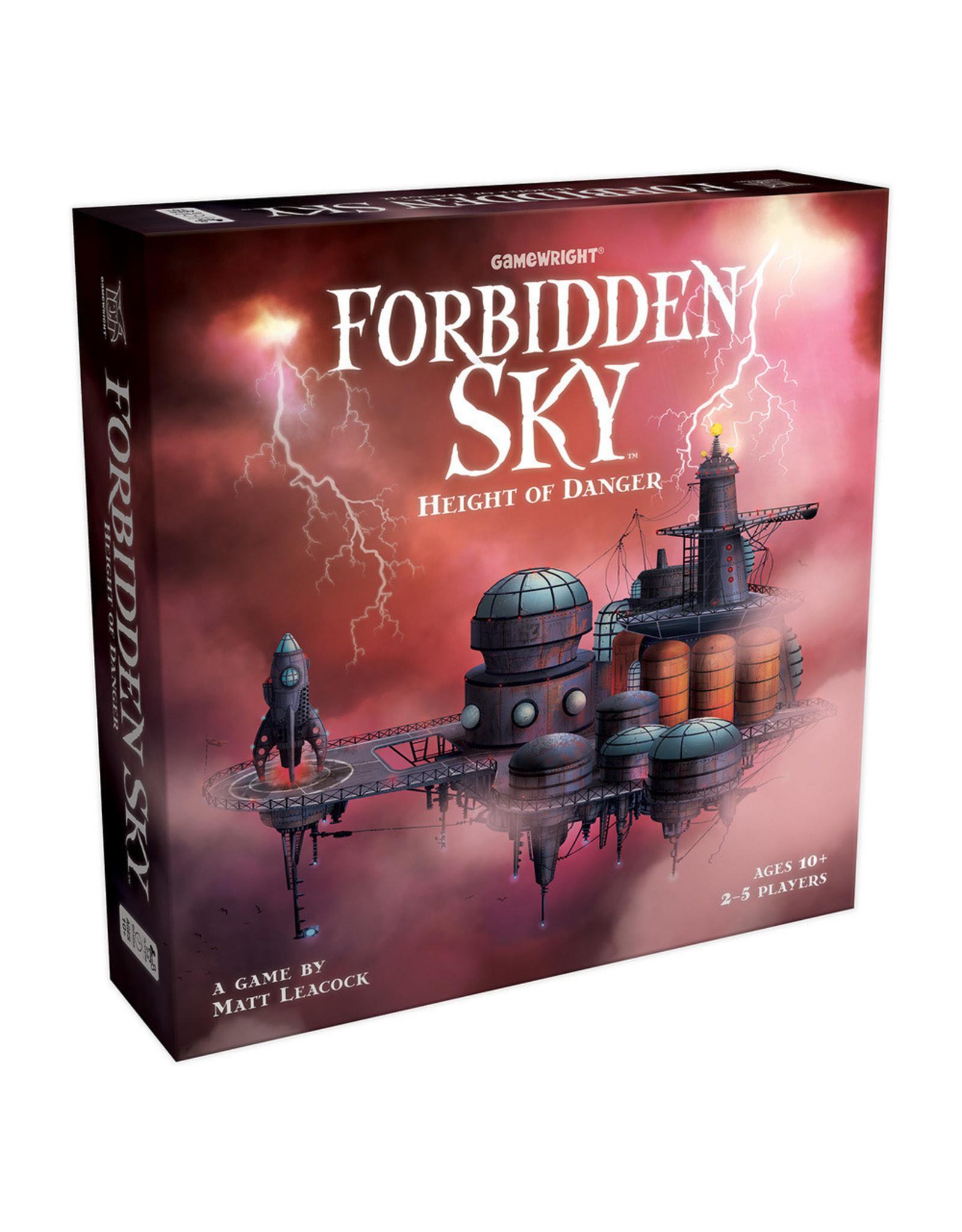 Gamewright Forbidden Sky Game