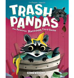 Gamewright Trash Pandas