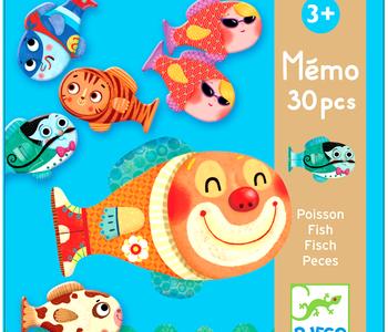 Memory Game: Memo Fish