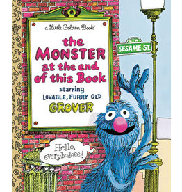 Golden The Monster at the End of This Book