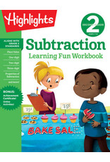 Highlights Second Grade Subtraction Workbook