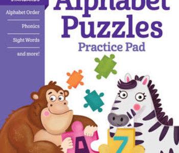 Kindergarten Alphabet Puzzles