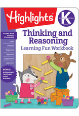 Highlights Kindergarten Thinking and Reasoning