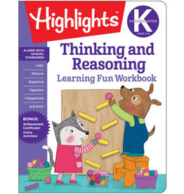 Highlights Kindergarten Thinking and Reasoning