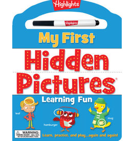 Highlights My First Hidden Pictures® Learning Fun